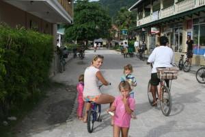 La Passe Cycling tours