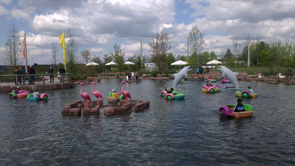 boats Playmobil Funpark