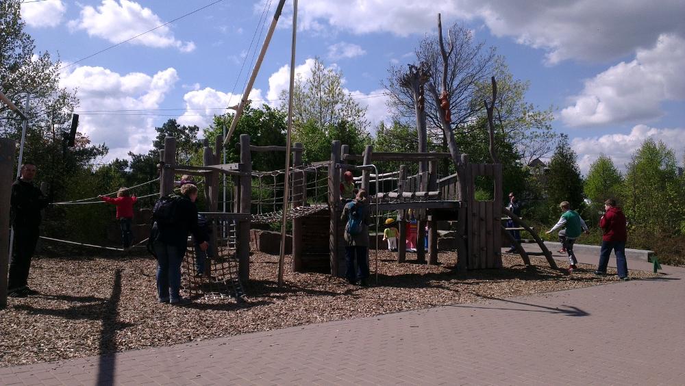 Playground Playmobil Funpark