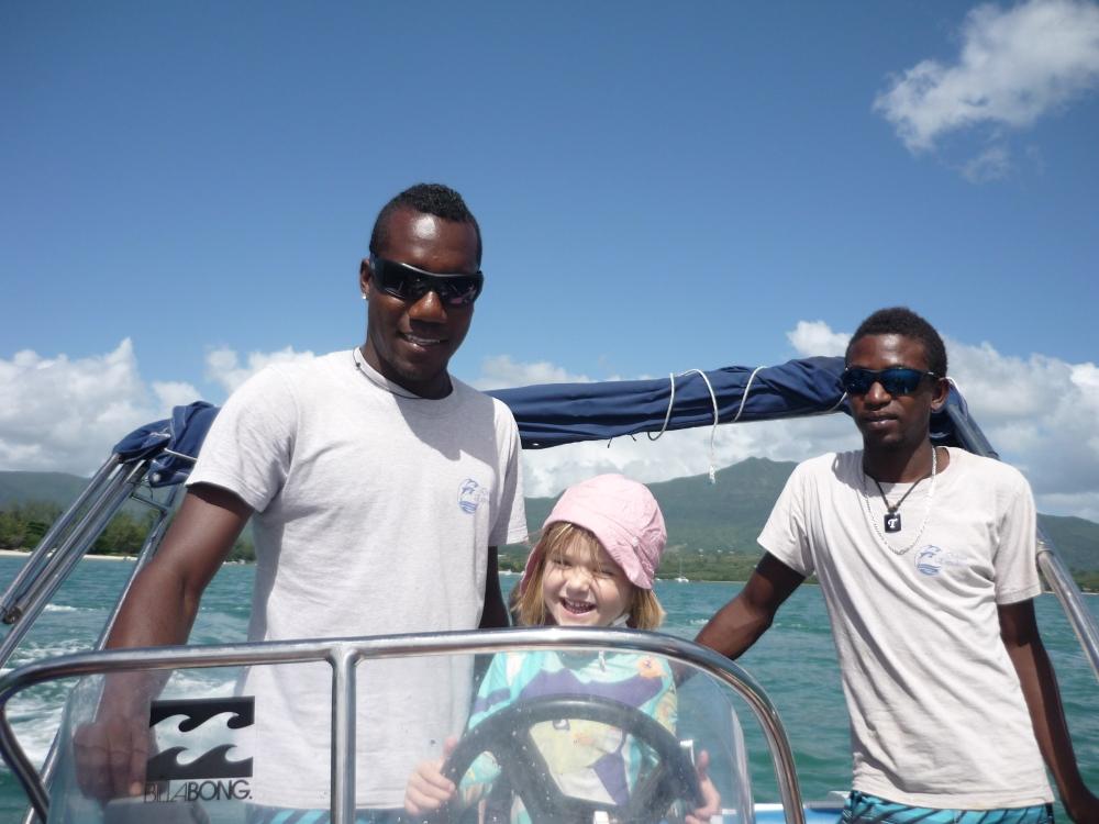 Dolfin swim Mauritius