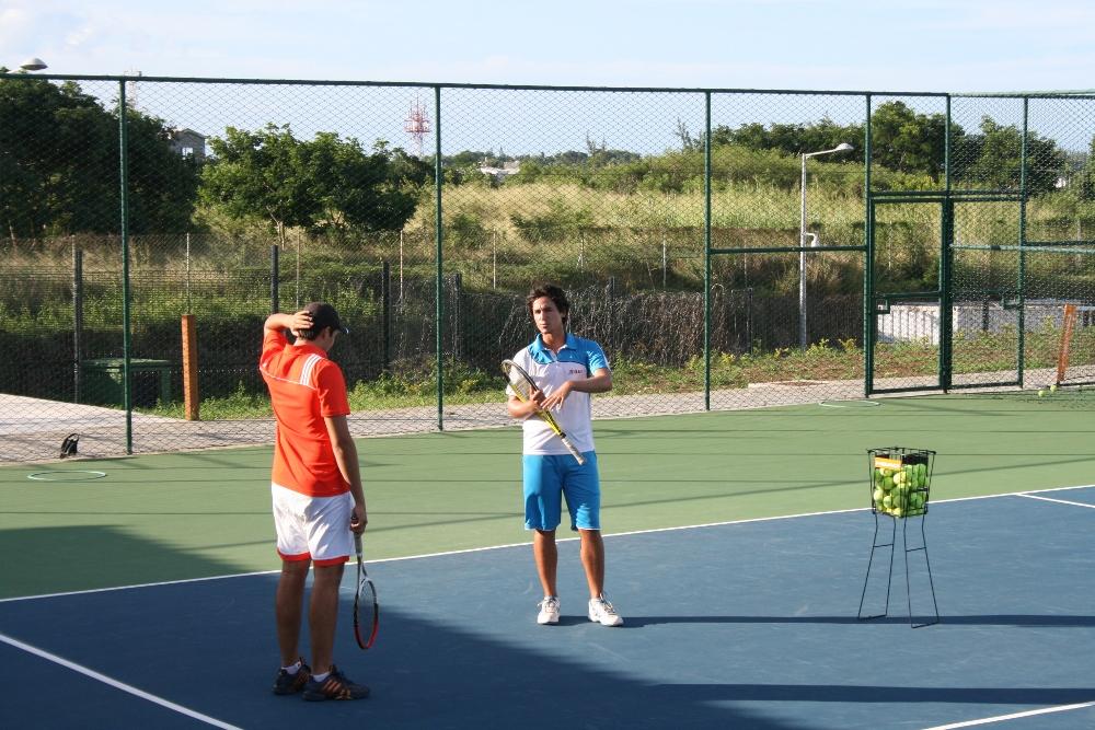 Tennis Mauritius