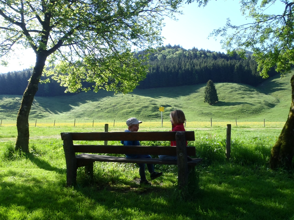 Hiking holiday in austria with infants