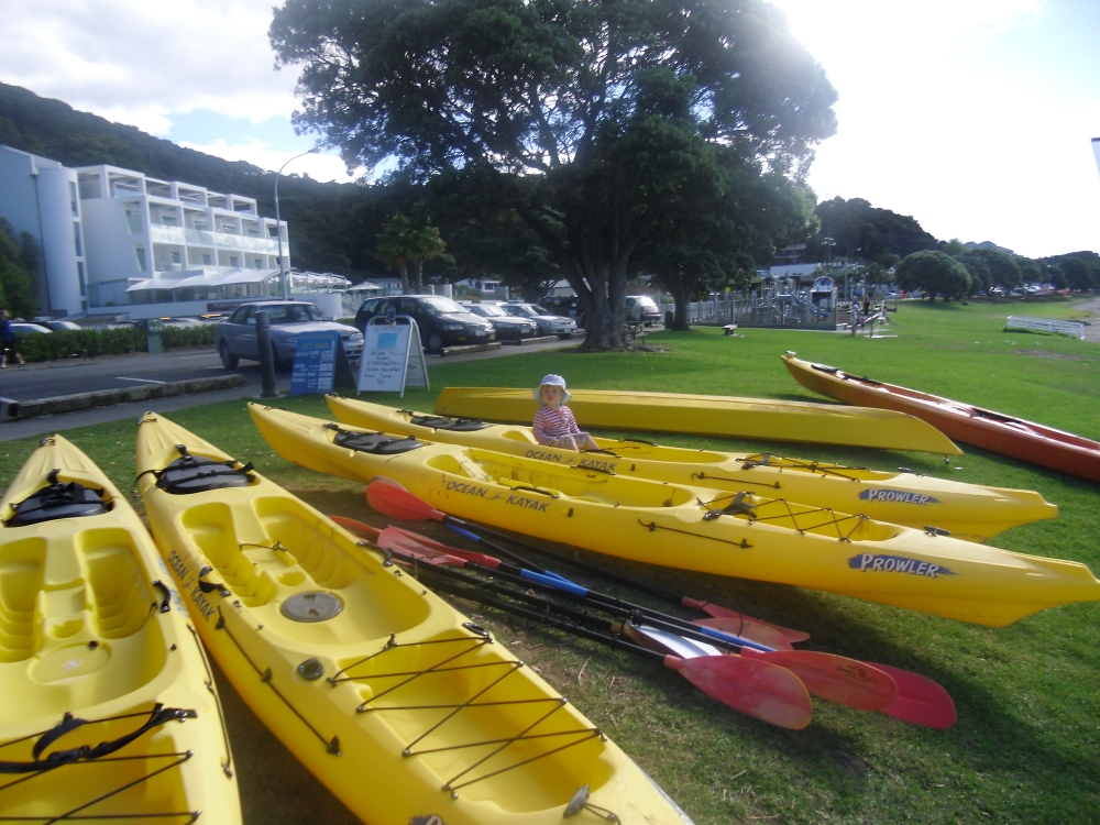 canoe new zealand
