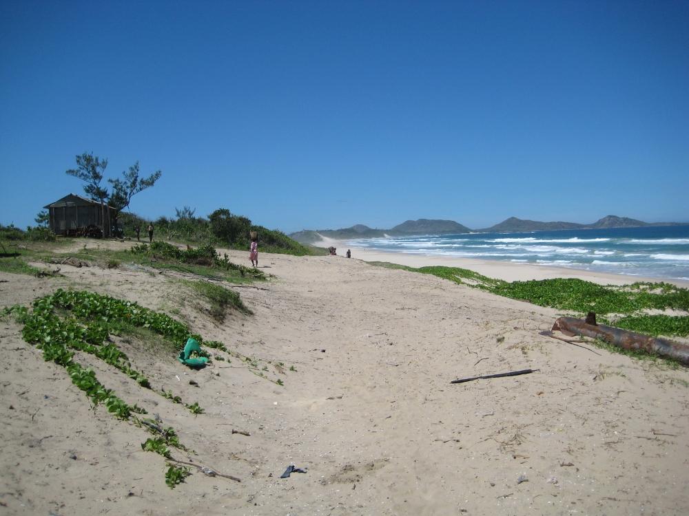 Beach Fort Dauphin Madagascar