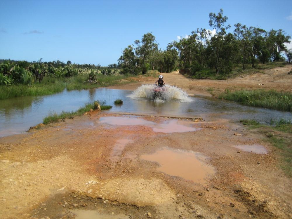 Quad biking Madagascar