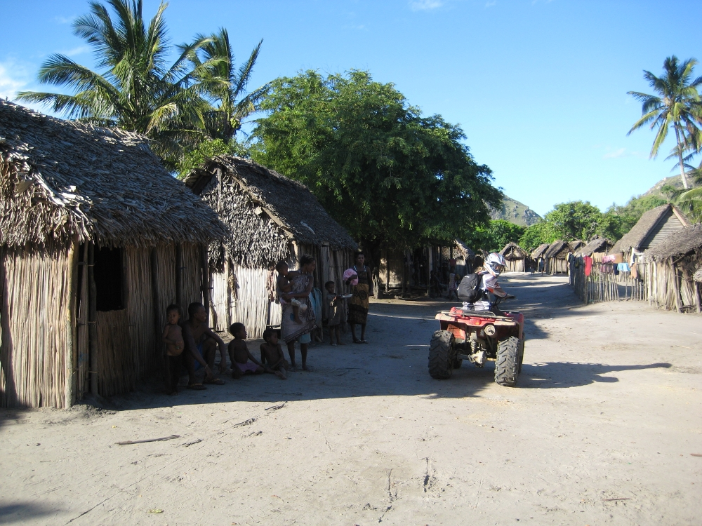 Taolagnaro Madagascar  city photo : ... biking in Fort Dauphin Taolagnaro , Madagascar Ants in our pants