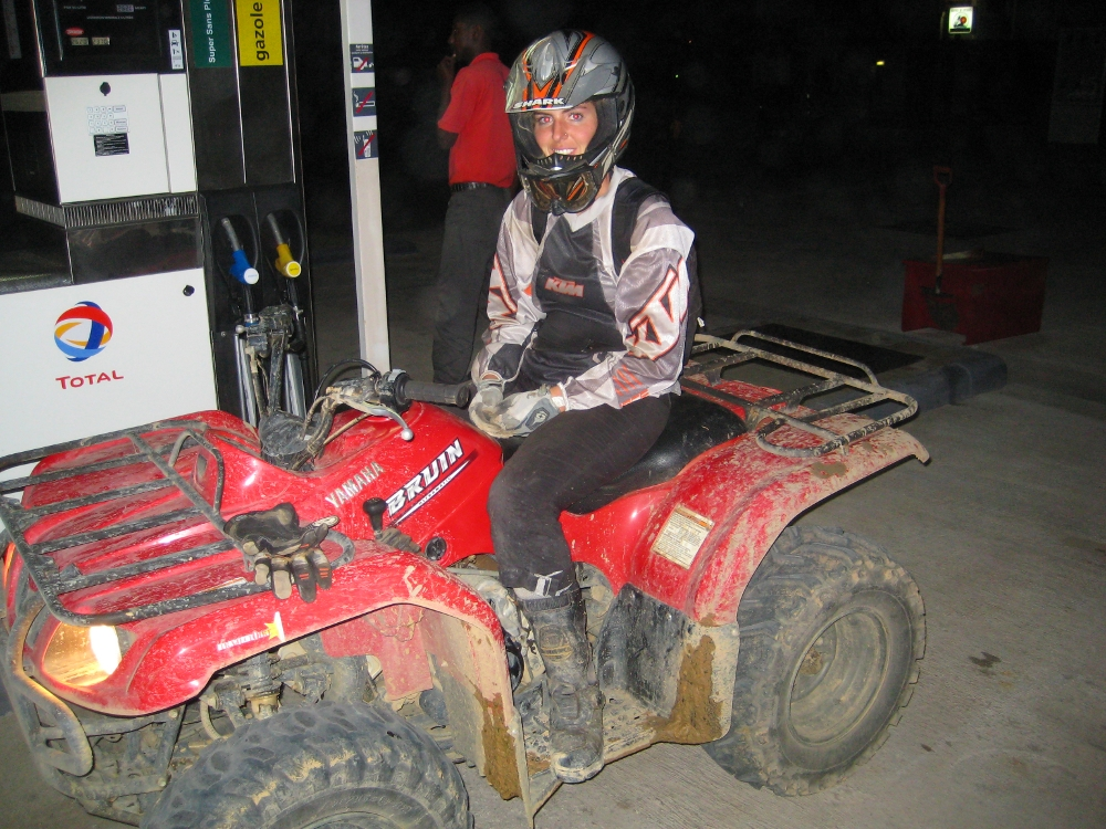 Quad biking Fort Dauphin