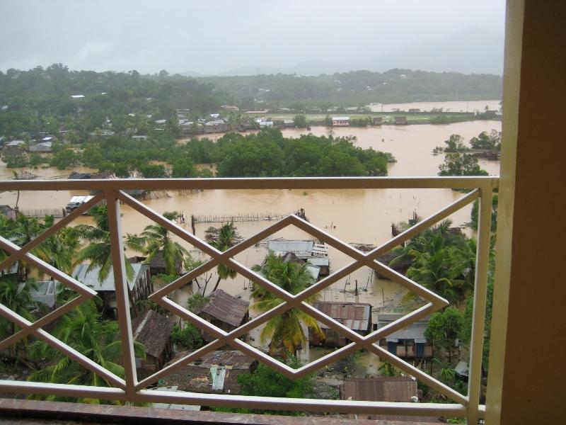 Cyclone Madagascar Nosy Be