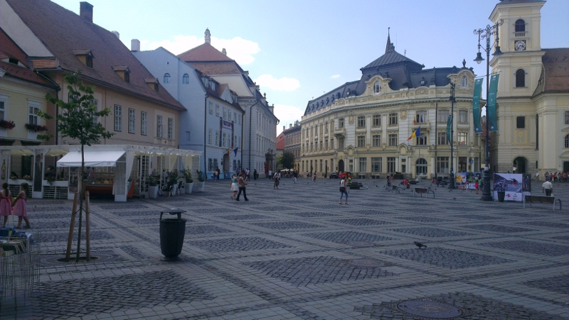 Sibiu Road trip with kids