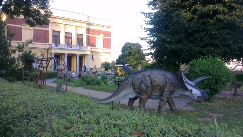 HIstoric nature museum Sibiu Road trip with kids