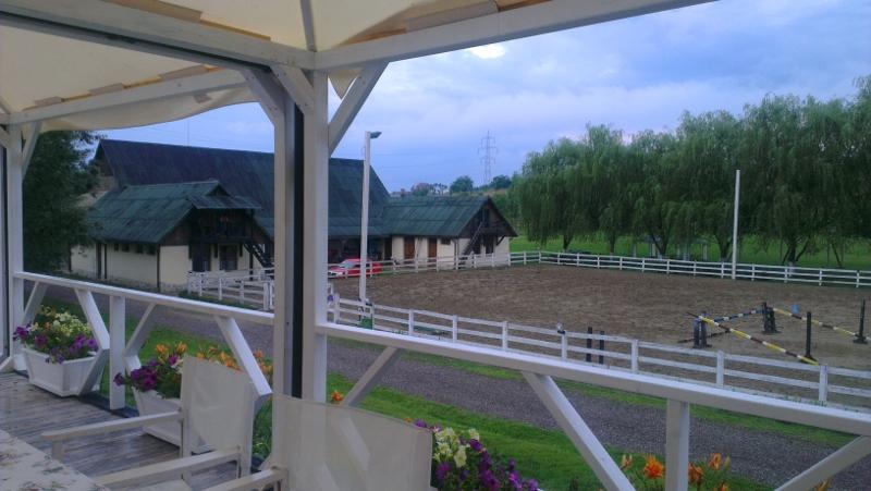 Conacul Archia Horse riding stables