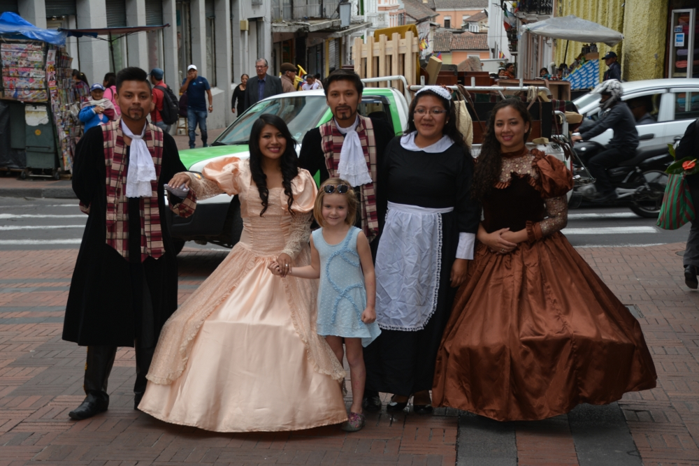 historic town in Quito